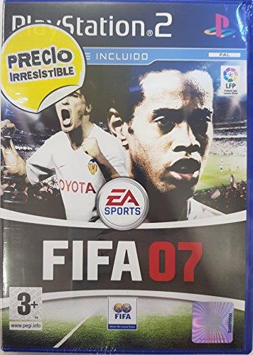 Playstation 2 FIFA 07 -PS2- PAL-VERSION ESPAÑOLA