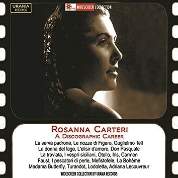 Rosanna Carteri: A Discographic Career