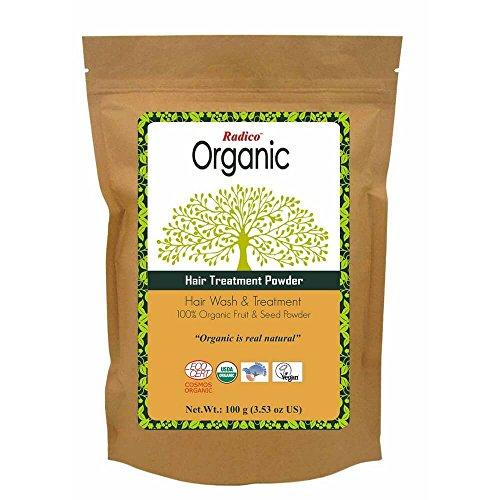 Radico haarkuurmix 100 g (bio, veganistisch) reiniging verzorging kambaarheid