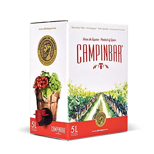 Bag in box Vino Blanco de Bodega de Campinbar ® (5 Litros)