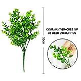 Zoom IMG-2 7 pezzi artificiale piante di