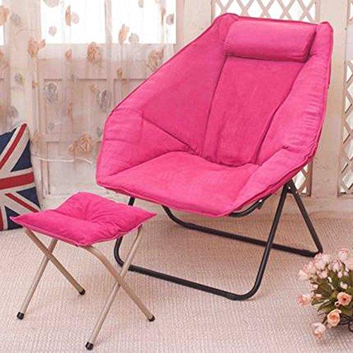 FEIFEI Fauteuils inclinables Accueil Chaise pliante Chaise soleil Pliant (Couleur : B)