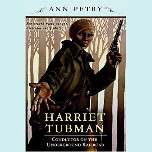 Harriet Tubman audiobook cover art