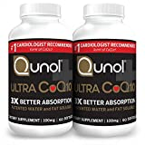 3X BETTER ABSORPTION THAN REGULAR [2] CoQ10. Clinical trials have proven that no other CoQ10 supplement absorbs better than Qunol. In fact, Qunol Ultra absorbs 3X better than regular [2] CoQ10. #1 CARDIOLOGIST RECOMMENDED FORM OF COQ10. With superior...