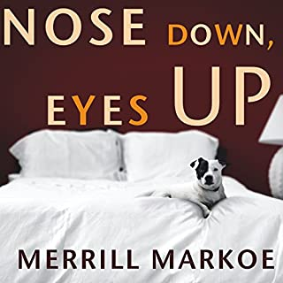 Nose Down, Eyes Up audiobook cover art