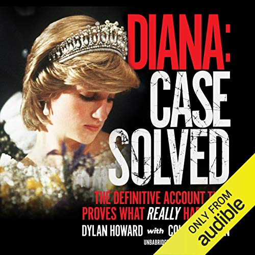 Diana: Case Solved audiobook cover art