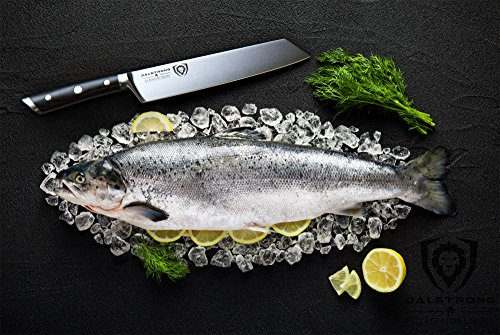 DALSTRONG-Kiritsuke-Chef-Knife-85-Gladiator-Series-Forged-ThyssenKrupp-High-Carbon-German-Steel-Full-Tang-G10-Garolite-Handle-wSheath