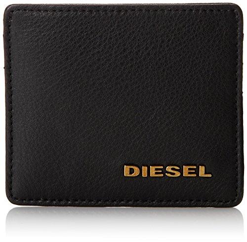 Diesel Herren Johnas Card Holder, Schwarz, One Size
