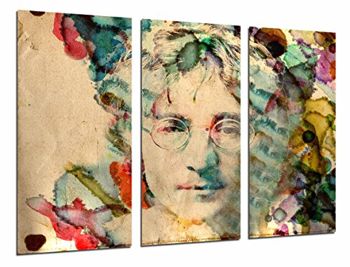 Poster Fotográfico Los Beatles, John Lennon, Paul Mccartney, Famoso, Musica Tamaño total: 97 x 62 cm XXL