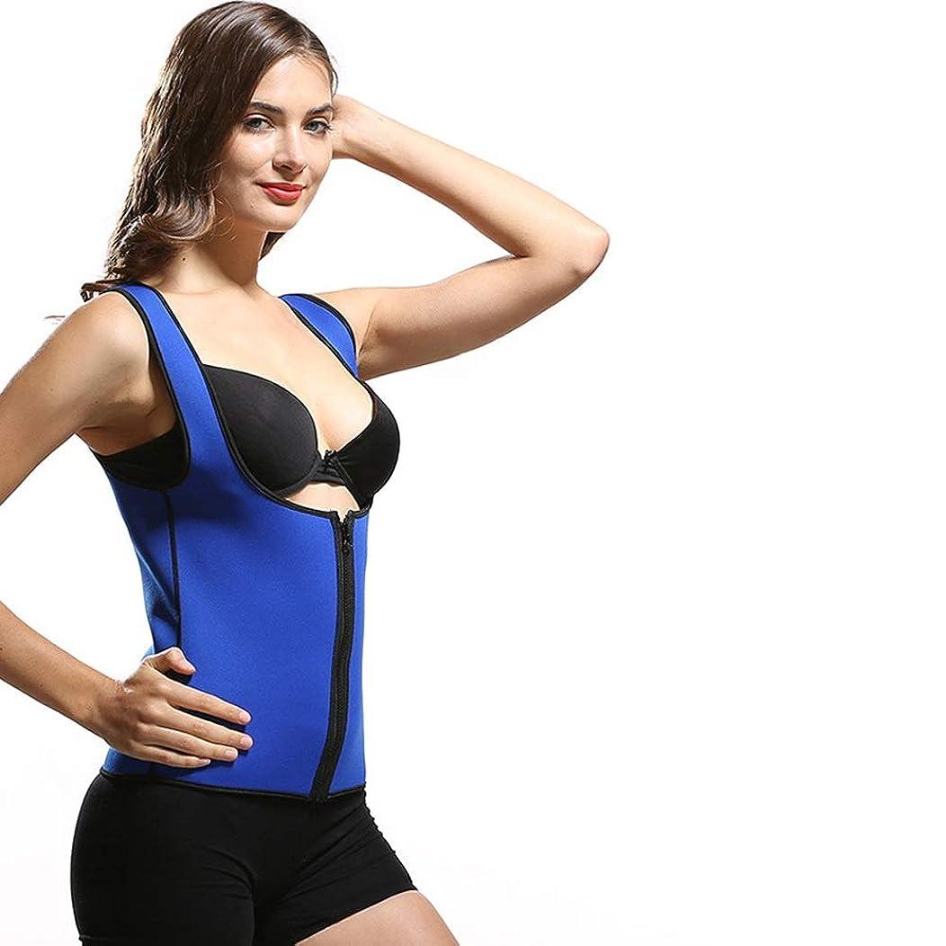 五月円形の付けるYingkou 腰痛ベルト サポートベルト 腰 サポーター 腰痛コルセット ぎっくり腰 予防 ベルト 姿勢矯正 調整可能 (Color : 青, Size : XL)