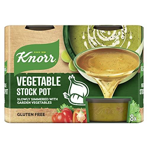 Knorr Vegetable Stock Pot, 8 x 28g