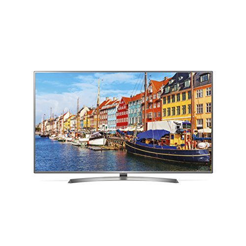LG 75UJ675V 189 cm (75 Zoll) Fernseher (Ultra HD, Triple Tuner, Active HDR, Smart TV)