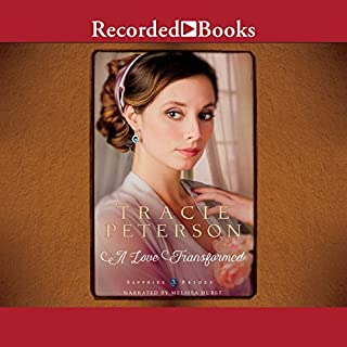A Love Transformed audiobook cover art