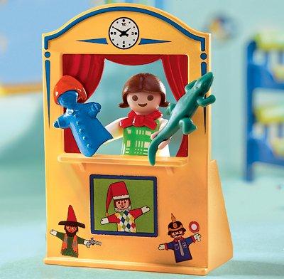 PLAYMOBIL® 4664 - Special Puppentheater