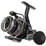 Seaknight Treant III Carrete Giratorio de Agua Dulce 5.0:1 5.8:1 Carrete de Pesca de Carpas 4000 Arrastre máximo 29 lbs / 13 kg