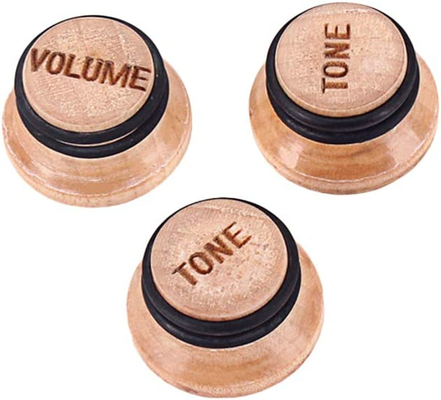 SUPVOX 3Pcs Courier shipping free Guitar volume knobs Super sale period limited ele speed tone for control