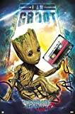 Guardians of The Galaxy 2 - Groot - Awesome - Space Film