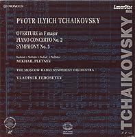Overture In F Major / Piano Concerto No. 2 / Symphony No. 5