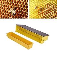 養蜂用品、花粉トラップコレクター、プラスチック蜂花粉トラップコレクター養蜂養蜂蜂の巣取り外し可能ツール、養蜂ツール花粉トレイ養蜂ツール