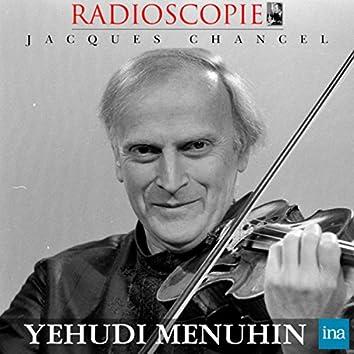 Radioscopie: Yehudi Menuhin (14 septembre 1971)