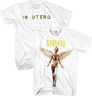 Best nirvana in utero tee Reviews