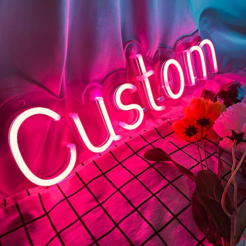 SELICOR Personalized Neon Signs Led Neon Signs...