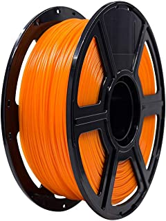 Flashforge® PLA 3D Printing Filament 1.75mm 0.5KG/Roll for Finder and Adventurer 3(Orange)
