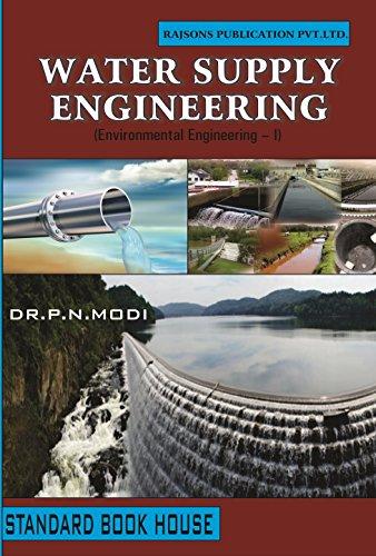 Environmental Engineering - 1 (Water Supply Engineering)