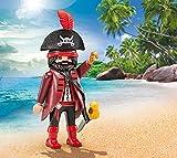 Playmobil – 9883 – Piraten – Kapitän der Piraten – in Kunststoffverpackung – keine blaue...
