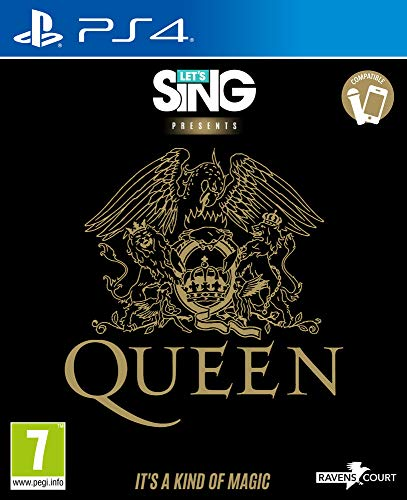 Jogo Let's Sing Queen PS4