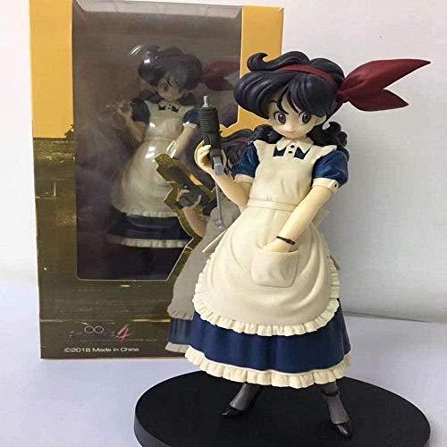 VNNY Anime Dragon Ball Z Almuerzo el Primer budokai del Mundo Disfraz de sirvienta Personaje Animado Modelo decoración Estatua Juguetes