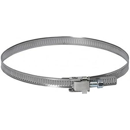 """Duct Jubilee Clip Clamp 305mm 12 /"""" Flexible Ducting Hose Pipe Ventilation"""