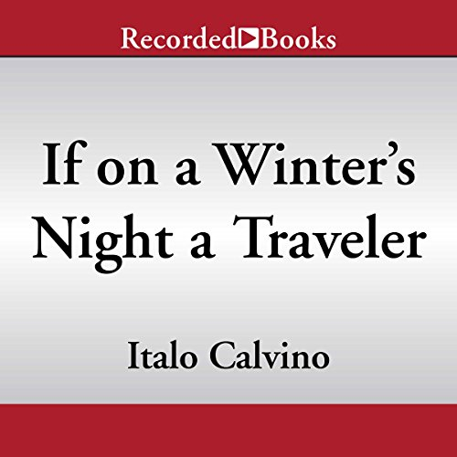 If on a Winter's Night a Traveler cover art