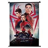 Spiderman 03-Anime - Póster decorativo para pared (30 x 45 cm)