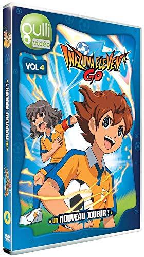 Inazuma Eleven Go-Vol. 4-Un Nouveau Joueur