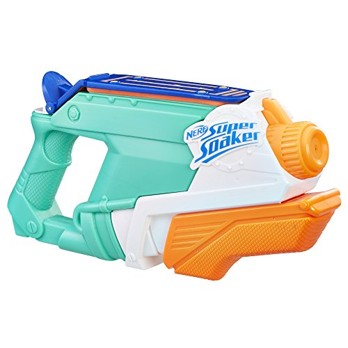 Hasbro Super Soaker E0021EU4 - Splash Mouth waterpistool, met Splash Attack