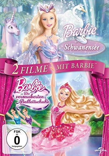 Barbie Doppelpack - Schwanensee & Die verzauberten Balletschuhe [2 DVDs]