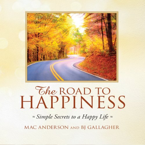 The Road to Happiness audiobook cover art