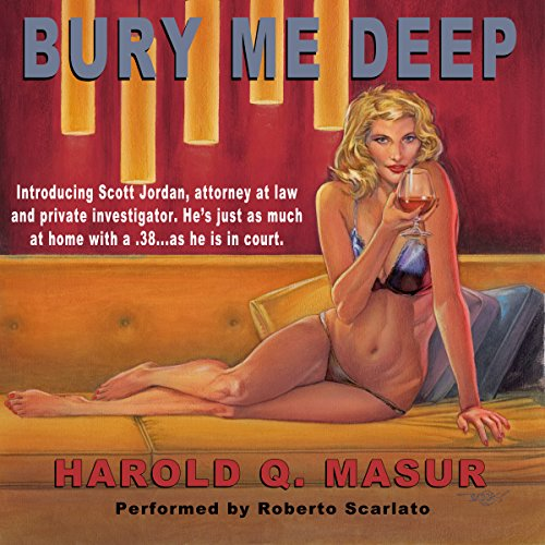 Bury Me Deep audiobook cover art