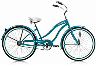 Micargi Bicycle Industries Rover Single Speed Ride On, Turquoise