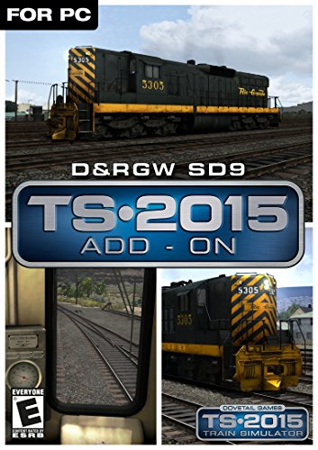 D&RGW SD9 Loco Add-On [Download]