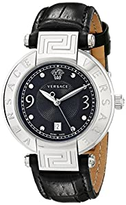 Versace Women's 68Q99D009 S009 Reve Black Dial Watch Reviews and Order Now!! and review