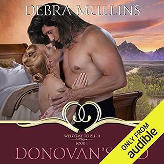 Donovan's Bed audiobook cover art