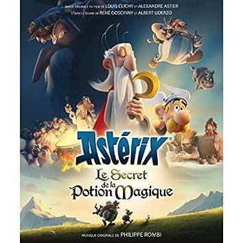 Astérix: Le secret de la potion magique (Original Motion Picture Soundrack)