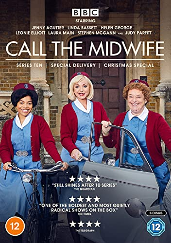 Call The Midwife Series 10 [DVD] [2021]