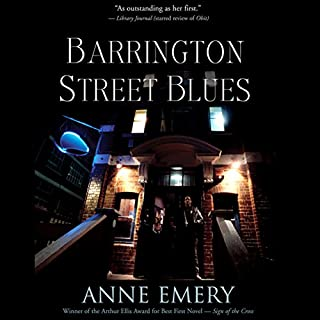 Barrington Street Blues: A Collins-Burke Mystery, Book 3 cover art