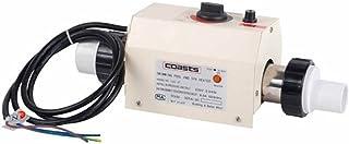 ParaCity 220V 2KW nueva piscina y Spa calentador eléctrico calefacción termostato