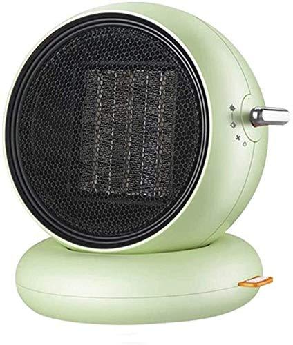 ZXQZ Calentador eléctrico Peque?o Calentador eléctrico de Ahorro de energía para el hogar, ba?o de Aire Caliente, calefacción rápida, Calentador de Escritorio
