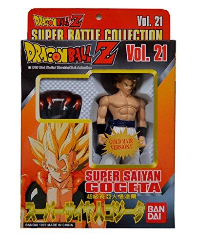 Dragon Ball Z Vol. 21 Super Saiyan Gogeta (Gold Hair Version) Action figure image