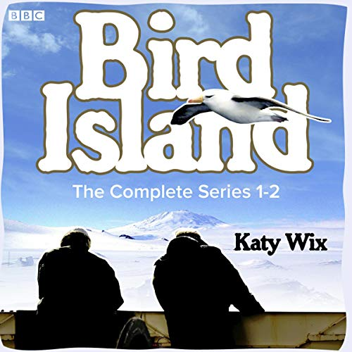 Bird Island audiobook cover art